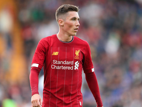 HARRY WILSON: HAS HE GOT A FUTURE AT LIVERPOOL?