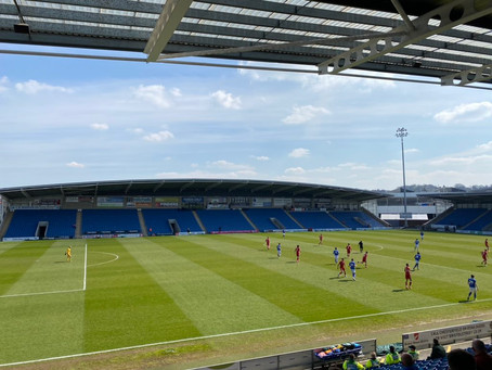 CHESTERFIELD 1-2 BROMLEY: VISITORS TAKE ALL 3 POINTS AS PLAY-OFF BATTLE HEATS UP