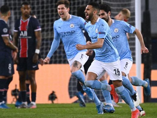 MAN CITY REACH FIRST CHAMPIONS LEAGUE FINAL - BUT HOW DID THEY GET THERE?