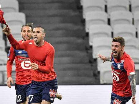 LILLE BIT OF MAGIC: HOW A SMALL FRENCH CLUB COULD END PSG'S REIGN