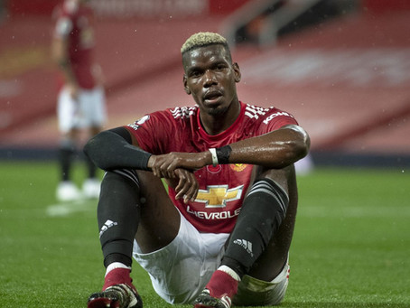 PAUL OUT YOUR CHEQUEBOOKS: JANUARY EXIT DOOR LOOMS FOR 'UNHAPPY' POGBA AGENT CLAIMS