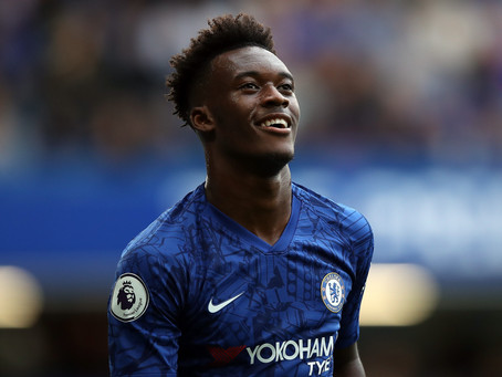 CALLUM HUDSON-ODOI: TUCHEL'S BIG GAMBLE PAYS OFF AS THE ENGLAND YOUNGSTER THRIVES