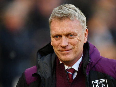 DAVID MOYES: THE WEST HAM MAN HAS TO BE MANAGER OF THE YEAR