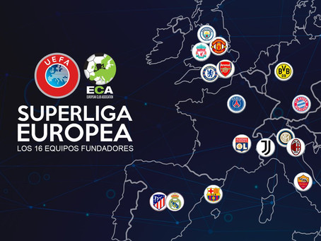 REAL MADRID VS CHELSEA, MANCHESTER CITY VS BARCELONA :THE EUROPEAN SUPER LEAGUE WOULD RUIN FOOTBALL