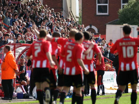"""A CUP RUNS ALWAYS IMPORTANT"": EXETER CITY MANAGER ON FACING AFC FYLDE IN THE FA CUP"