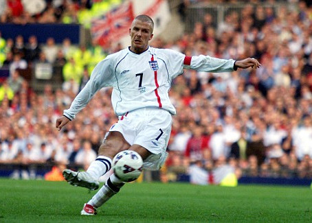 DAVID BECKHAM: THE LAST SUPERSTAR AND THE FIRST BRAND