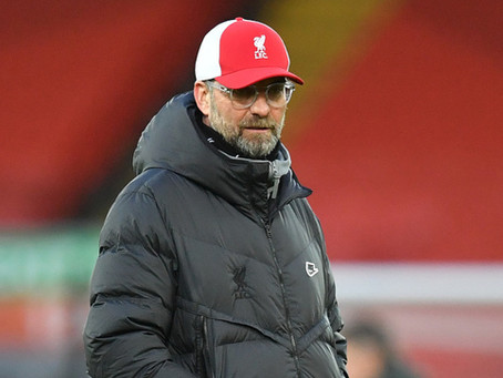 FORGET THE DEFENCE EXCUSE: KLOPP WON'T WIN PREMIER LEAGUE TITLE EVER AGAIN