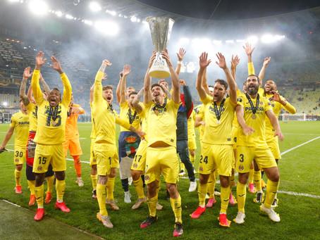 UNITED UNDONE: VILLAREAL WIN EUROPA LEAGUE AS DE GEA MISSES PENALTY