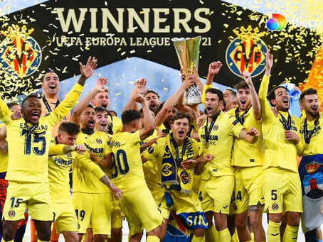 THE SUCCESS STORY OF VILLARREAL: FREE AGENTS AND SACKED MANAGERS TO EUROPEAN GLORY