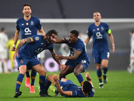 ANALYSIS: HOW 10 MAN PORTO KNOCKED OUT JUVENTUS AND SHOCKED THE FOOTBALLING WORLD