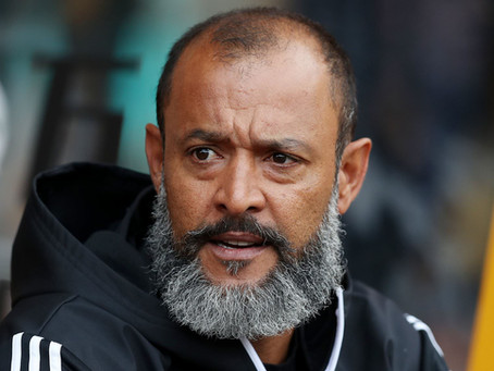 FALL FROM GRACE: IS TIME UP FOR NUNO AT WOLVES?