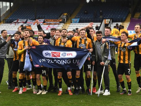 HOW CAMBRIDGE UNITED PULLED OFF AN INCREDIBLE PROMOTION FROM LEAGUE TWO