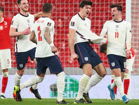 ENGLAND LACKING EXCITEMENT: WHY ARE INTERNATIONAL QUALIFIERS SO BORING TO WATCH?