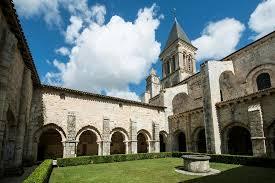 Abbaye de Nieul s/ l'Autise