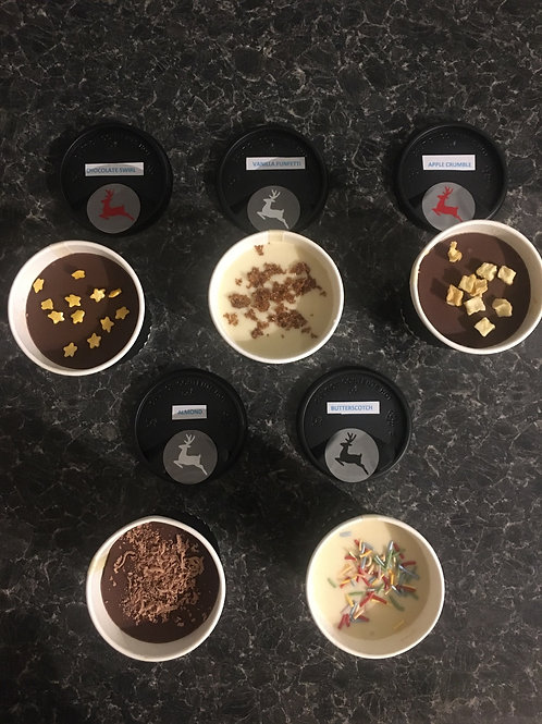 Choc Top Cookie Dough Pots (Box of 5)
