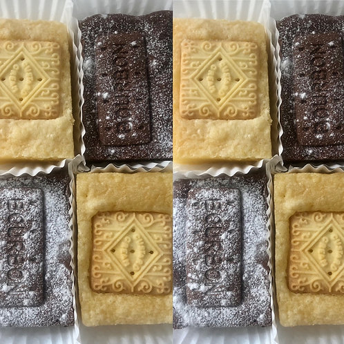 Biscuit Brownies & Blondies Mixed Box