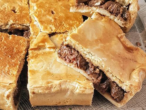 Steak & Ale Family Pie