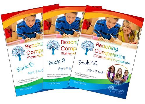 Books 8-10 Set e-Copy 2020 Edition