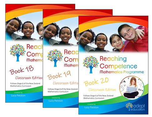 Books 18-20 Classroom Set