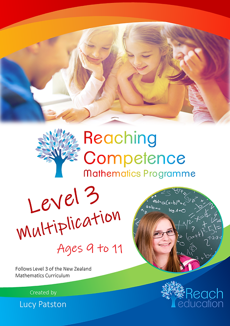 Level 3 Multiplication e-Copy