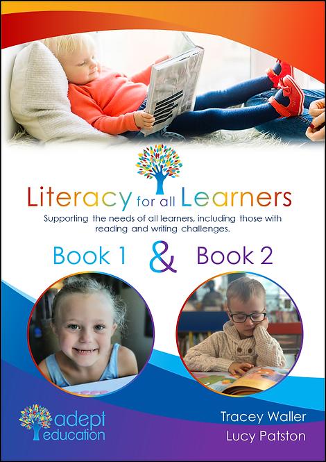 Literacy Book 1 and 2 Set e-copy