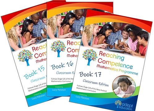Books 15-17 Classroom Set Digital PDFs