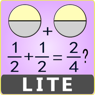 Simply Fractions 3 LITE