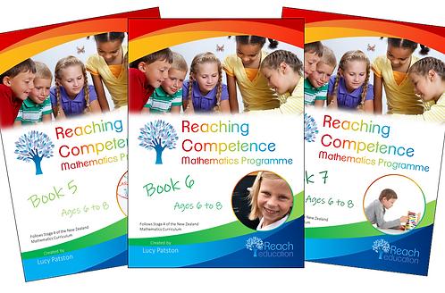 Books 5-7 Set e-Copy 2020 Edition