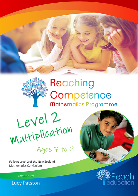 Level 2 Multiplication e-Copy