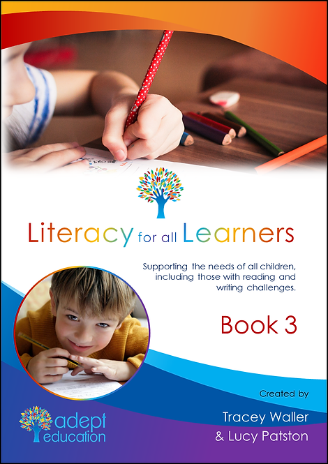 Book 3 Literacy for all Learners e-copy