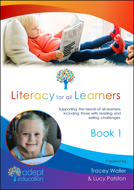 Book 1 Literacy for all Learners Bound Copy