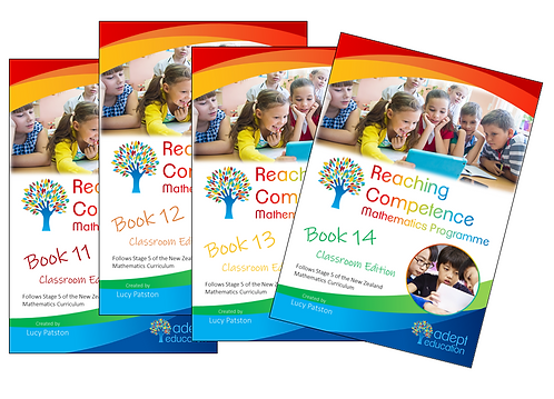 Books 11-14 Classroom Set