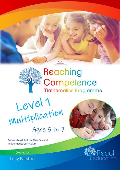 Level 1 Multiplication e-Copy