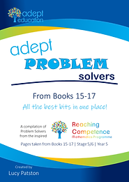 Books 15-17 Adept Problem Solvers Compil