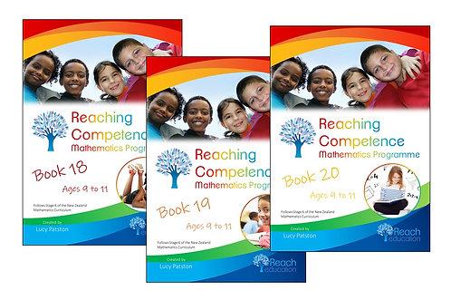 Books 18-20 Set e-Copy 2020 Edition