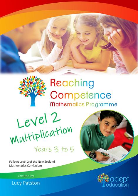 Level 2 Multiplication e-Copy