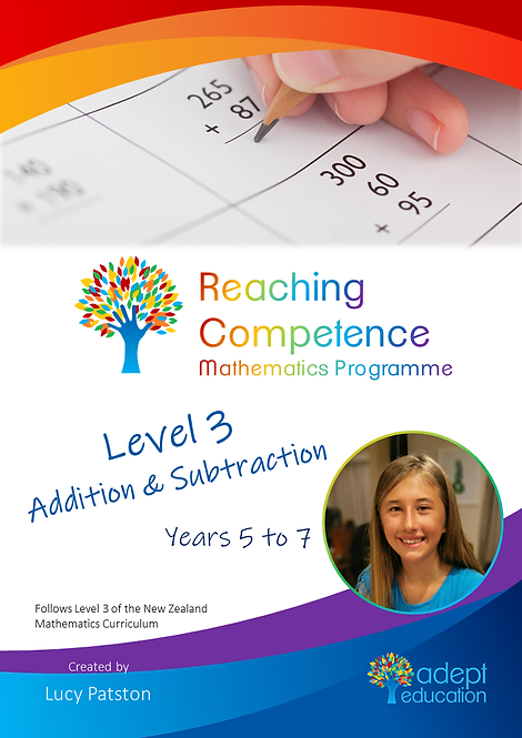 Level 3 Addition and Subtraction e-Copy