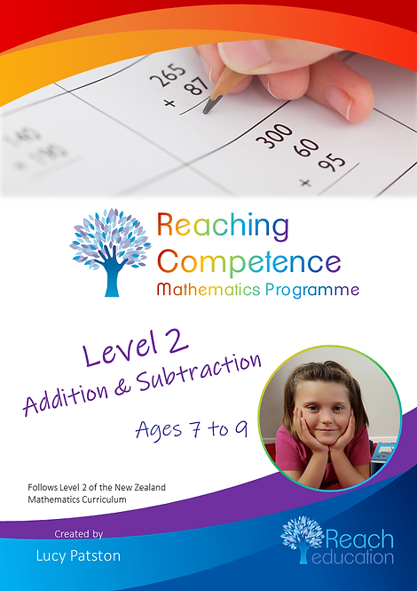 Level 2 Addition and Subtraction Printed Hard Copy