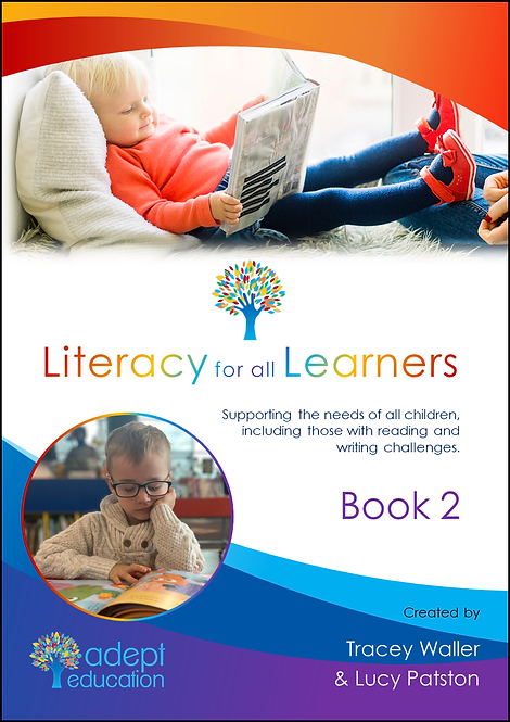 Book  2 Literacy for all Learners Bound Copy