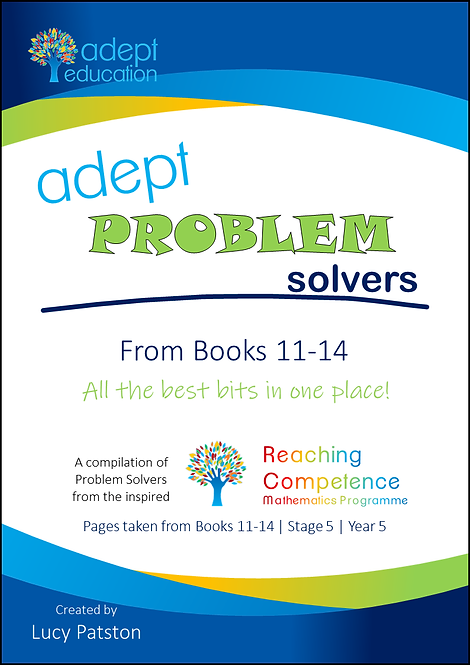 Books 11-14 Adept Problem Solvers Compilation e-Copy