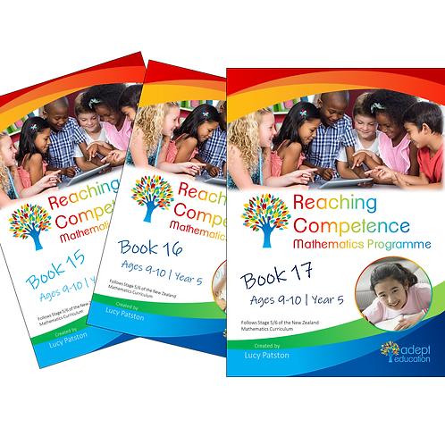 Books 15-17 Set e-Copy 2020 Edition