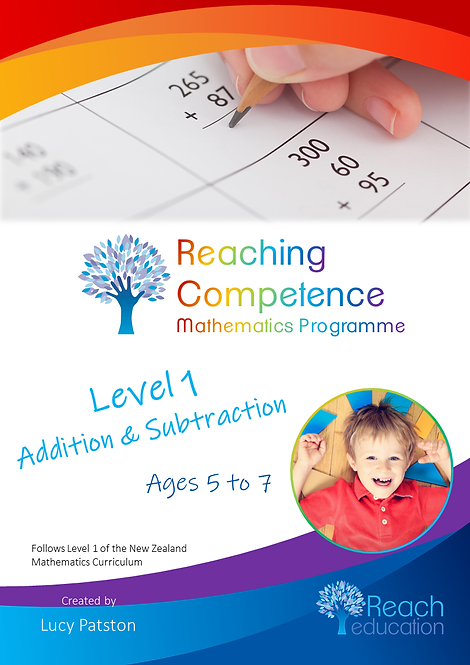 Level 1 Addition and Subtraction e-Copy