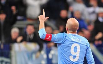 Hudløs ærlig Rocchi taler ud om sin 'udstødte' sidste tid hos Lazio