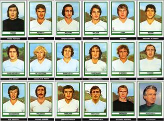 1973/74. Lazios første Scudetto