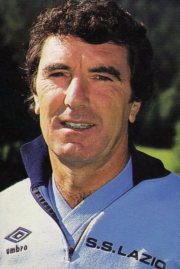 Dino Zoff som Lazio træner