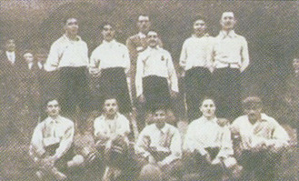 1903-1913. De tidlige år