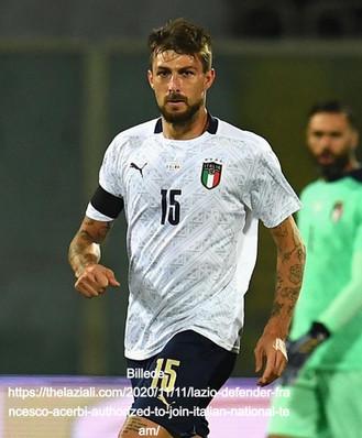 To Lazio-spillere med chance for EM: Italiens chancer til slutrunden