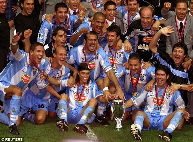 Lazio vinder den europæiske Super Cup