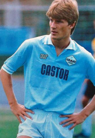 Store danske spillere i Lazio gennem tiden