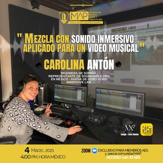 Carolina Antón